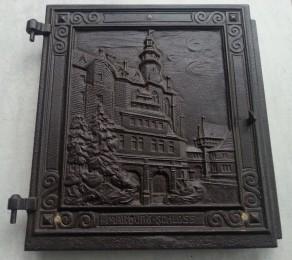 Sabine Rodda - Oven Door
