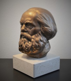 Diana S. - Marx Bust