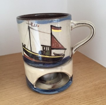 Niels R. - mug and warmer
