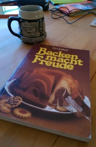 Ute C. - Dr. Oetker baking book